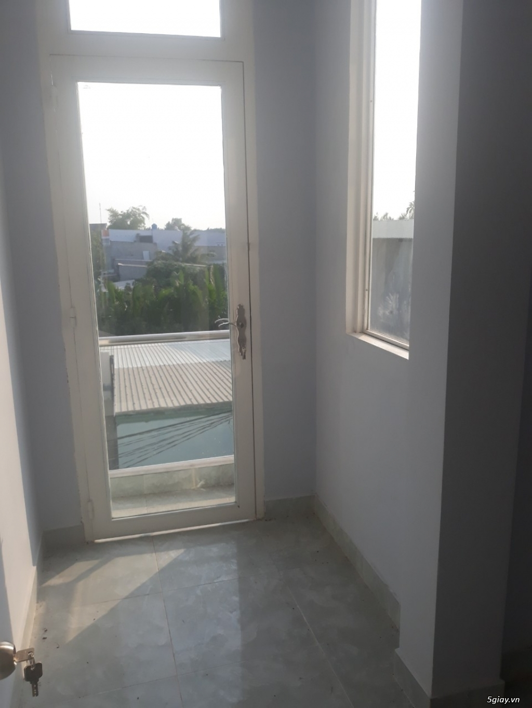 Nhà Căn Góc 2 Mặt Tiền Hẻm 6M ,1 Trệt ,2 Lầu Lê Văn Lương Nhà Bè,1t350