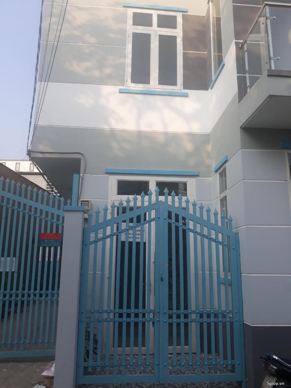 Nhà Căn Góc 2 Mặt Tiền Hẻm 6M ,1 Trệt ,2 Lầu Lê Văn Lương Nhà Bè,1t350 - 2