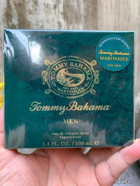 Nước Hoa tonny BAHAMA HÀNG US, Auth 100%
