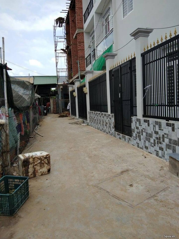 Bán nhà phố xây mới, Lê Văn Lương, xã Nhơn Đức, Nhà Bè, dt 3.5x13m hxh - 2