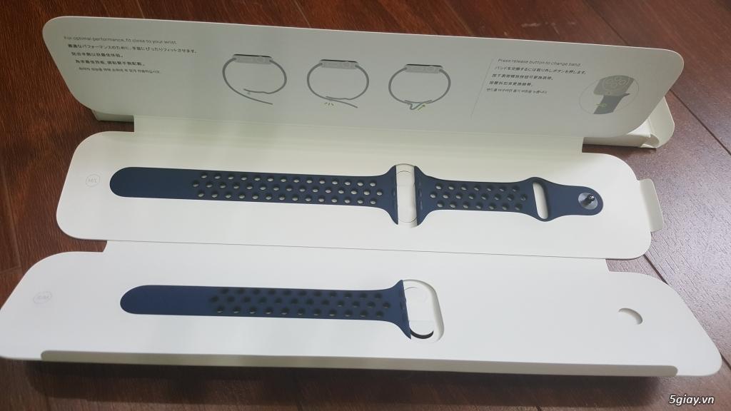 Dây Apple Watch chính hãng mới 100%, full box