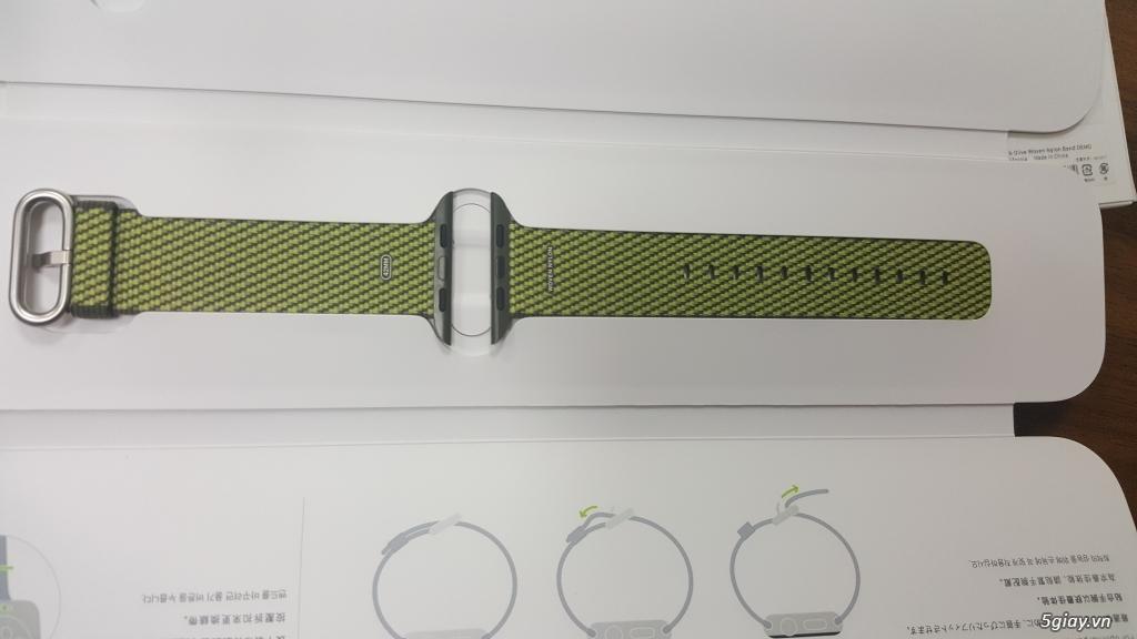Dây Apple Watch chính hãng mới 100%, full box - 2