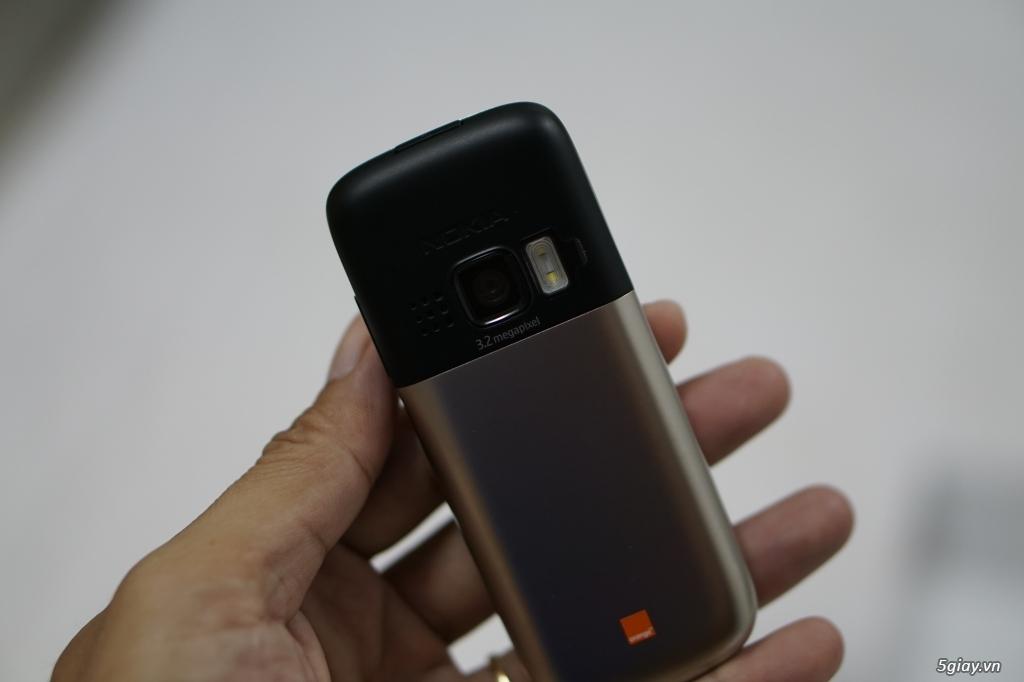 Nokia 6303i Orange UK   6303i Volkswagen DE   Likenew