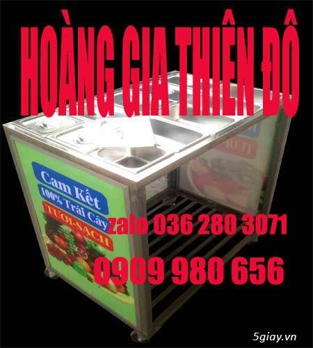 Xe bán 15 loại trái cây giá rẻ tại bình thạnh- hàng có sẵn - 1