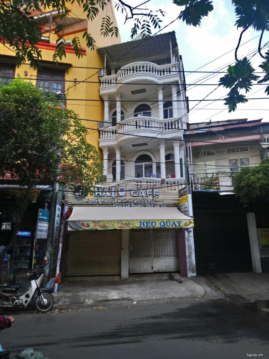 Cần tiền gấp, bán nhà mặt tiền đường Tô HIến Thành, P.15, Q.10!!!!!!!!