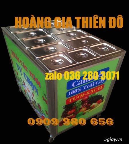 Xe bán 15 loại trái cây giá rẻ tại bình thạnh- hàng có sẵn - 2