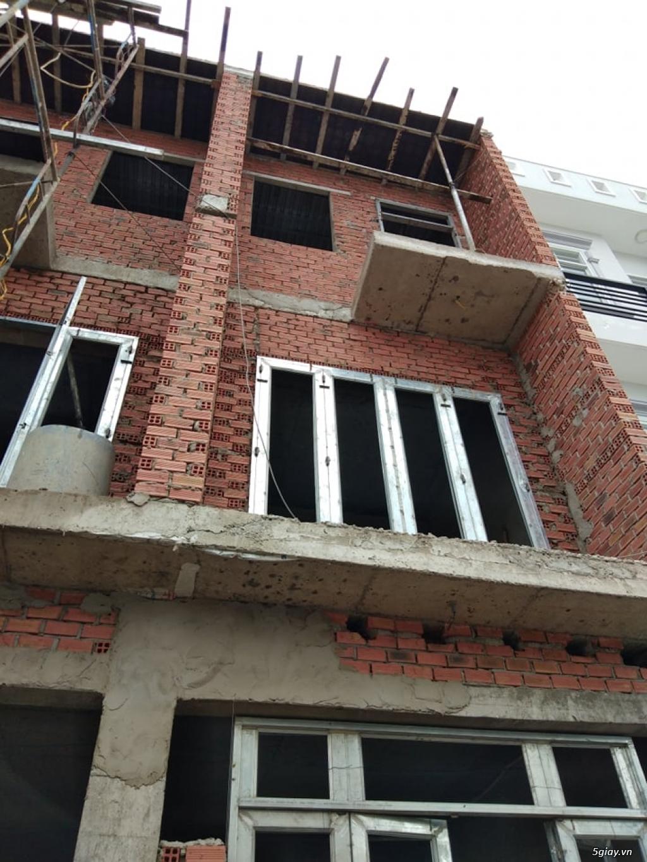 Bán nhà phố xây mới, Lê Văn Lương, xã Nhơn Đức, Nhà Bè, dt 3.5x13m hxh - 3