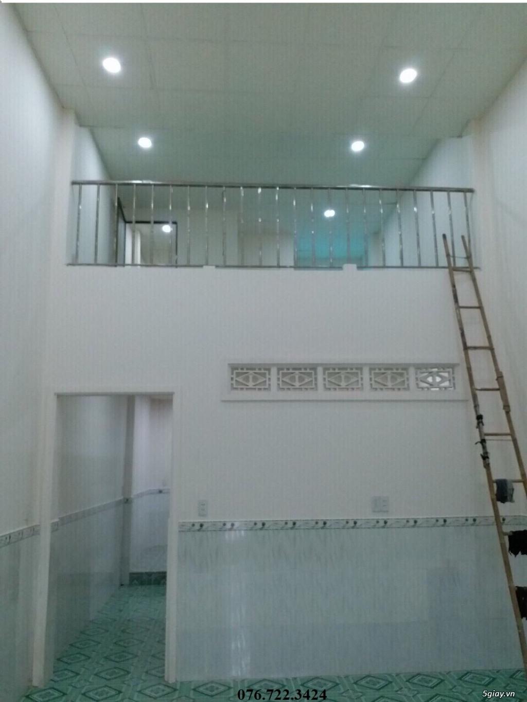 Kẹt tiền cần bán gấp căn nhà tại hẻm 1041 Tân Hưng, Q7