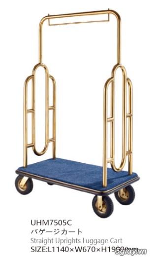 Cần bán xe chở hành lý theo đoàn SanSeiDou - 6