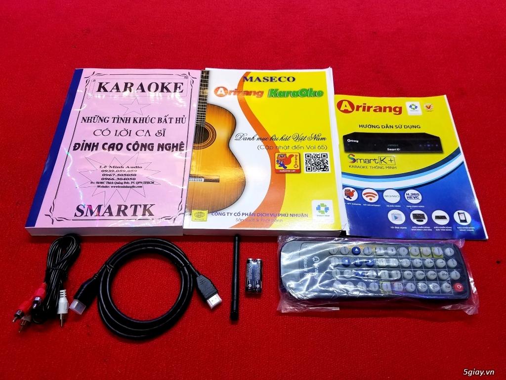 Đầu KaraOke Arirang 3600 Deluxe A - SmartK - 3600 HDMI - AR3600 - AR3600S - 19