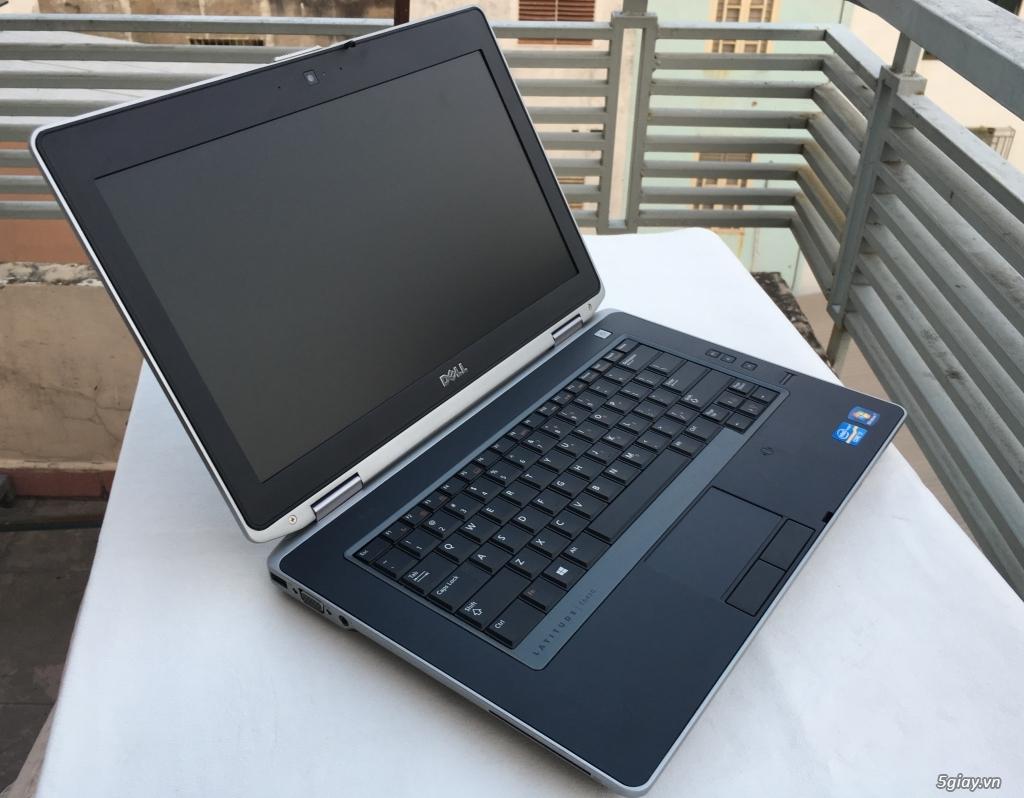 Chuyên Laptop business HP - ThinkPad - Dell nhập USA siêu chất - 1