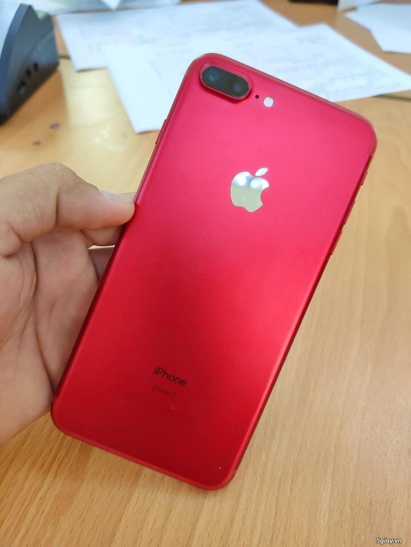 iPhone 7 Plus màu đỏ Zin, Đẹp, Full Box Giá Cực Tốt ở HCM