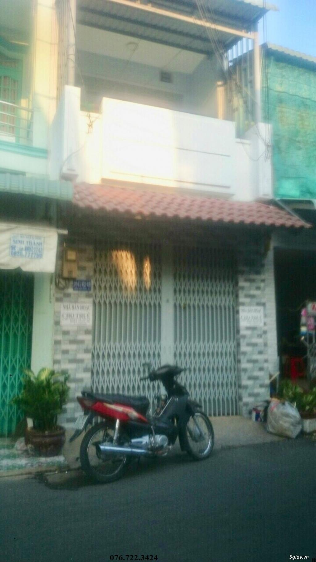 Ngân hàng Vietinbank thanh lý căn nhà mặt tiền hẻm 1041 Trần Xuân Soạn - 2