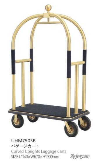 Cần bán xe chở hành lý theo đoàn SanSeiDou - 2