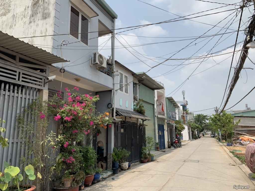 Bán nhà chính chủ quận Bình Tân liền kề KCD Vĩnh Lộc - 1
