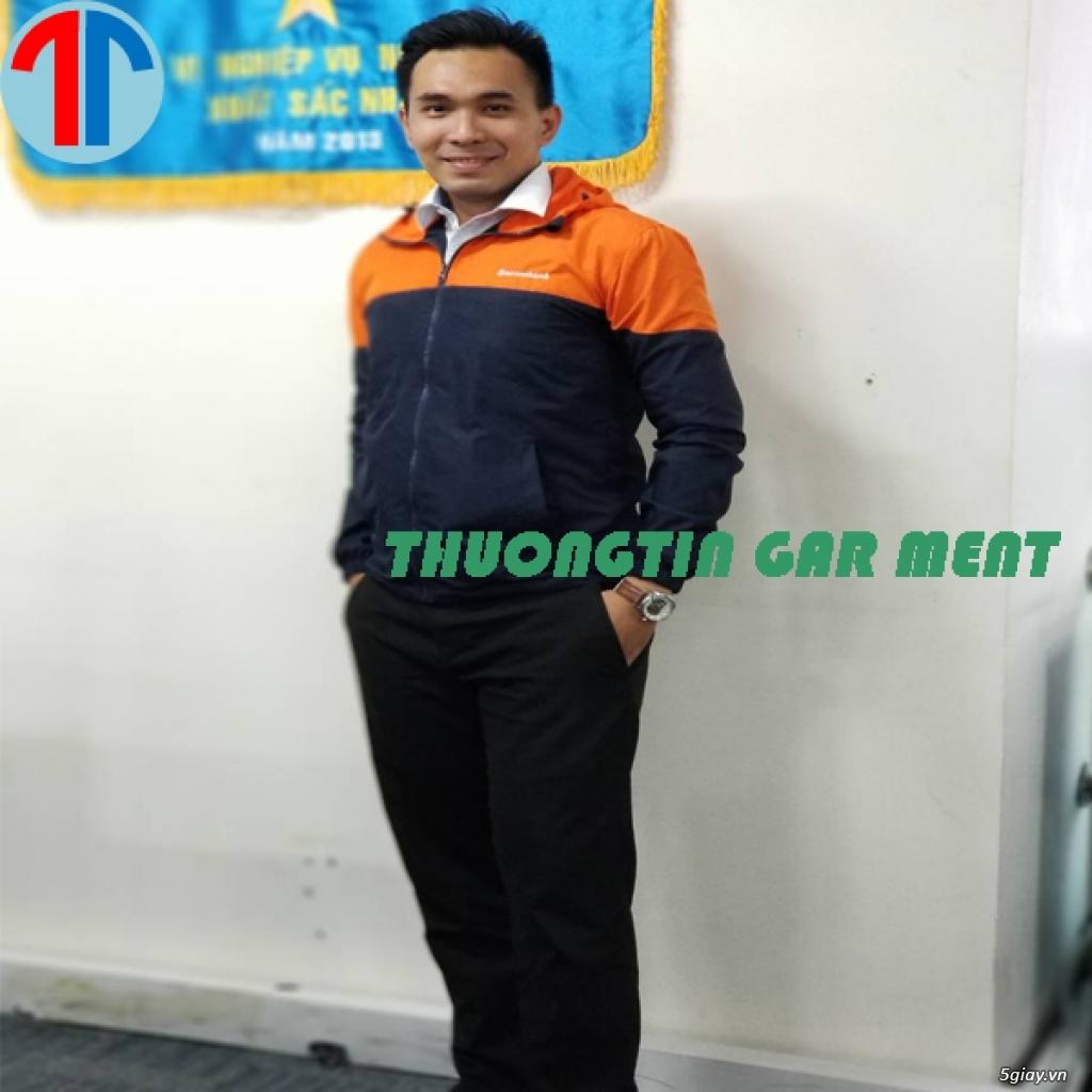 xưởng may áo khoác dù làm quà tặng theo yêu cầu giá rẻ 0969362659 - 4