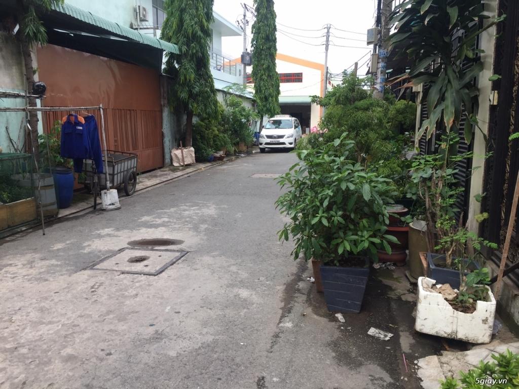 Gia đình cần chuyển chỗ ở, bán gấp nhà hẻm 168 Lê Đình Cẩn, 4x16m