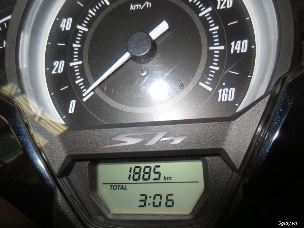 bán SH 150i ABS màu đen ẩn xanh ĐKT 4-2018 SD 1.800km mới như xe thùng - 15