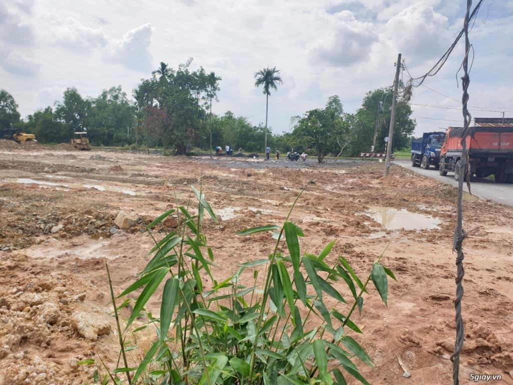 Cần bán gấp lô đất đã có sổ xã Tân Thông Hội huyện Củ Chi - 3