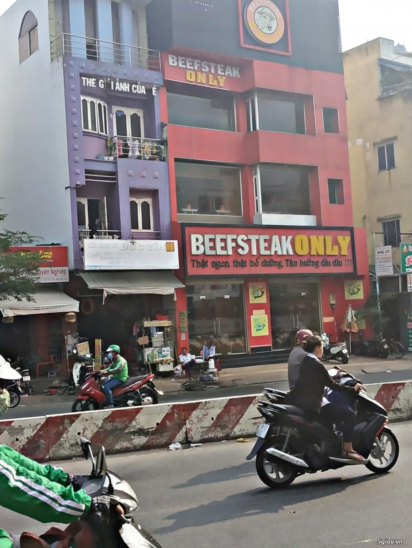 Cho thuê nhà nguyên căn mặt tiền lớn quận Tân Phú!