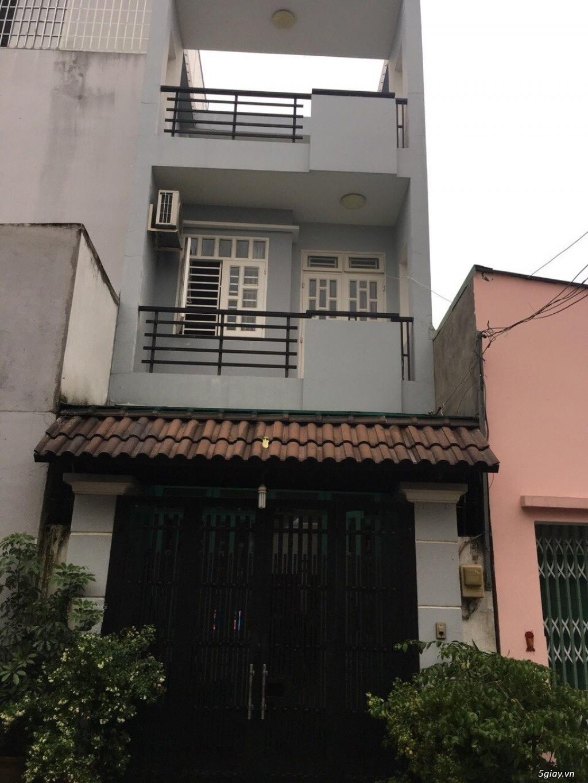 Gia đình cần chuyển chỗ ở, bán gấp nhà hẻm 168 Lê Đình Cẩn, 4x16m - 1