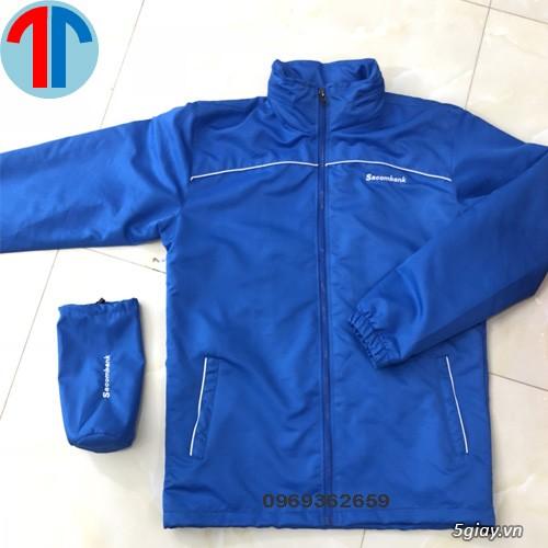 xưởng may áo khoác dù làm quà tặng theo yêu cầu giá rẻ 0969362659 - 2