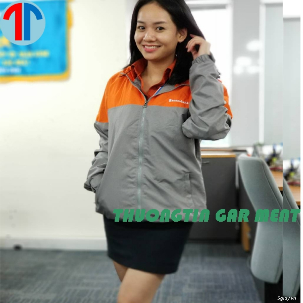 xưởng may áo khoác dù làm quà tặng theo yêu cầu giá rẻ 0969362659 - 1