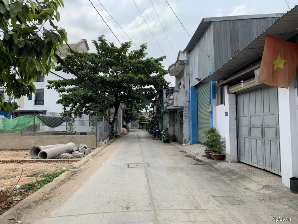 Bán nhà chính chủ quận Bình Tân liền kề KCD Vĩnh Lộc - 4