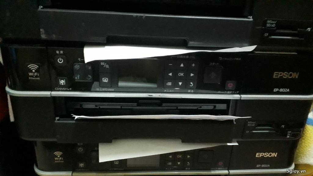 Bán máy in Epson 801A hàng nội địa nhật bản