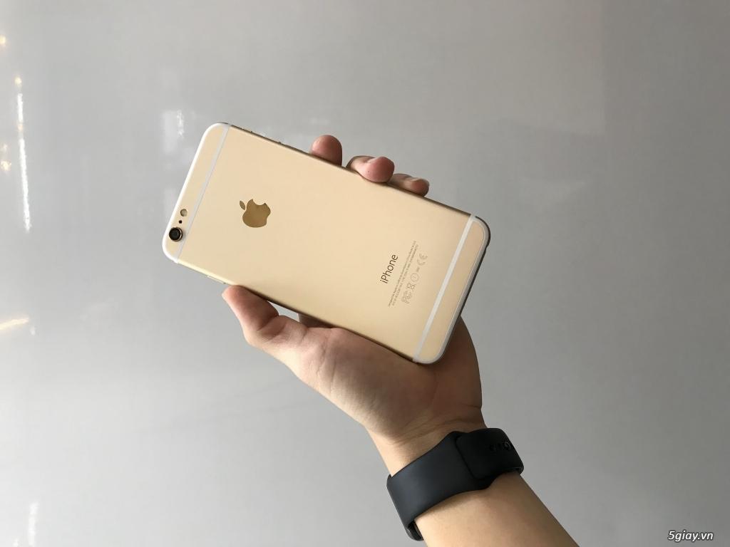 Hàng Hiếm iPhone 6Plus 64 Gold Máy Zin - Bán Giá Rẻ