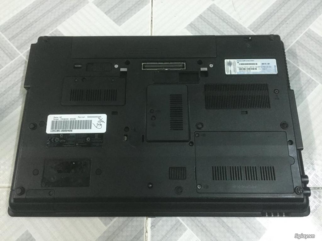 Hp Probook 6550b core i7 ram 4g hdd 250g 15.6in có phím số xách tay us - 2