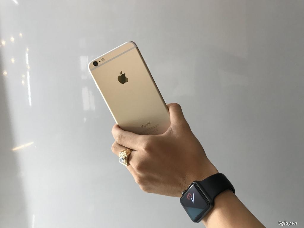Hàng Hiếm iPhone 6Plus 64 Gold Máy Zin - Bán Giá Rẻ - 1