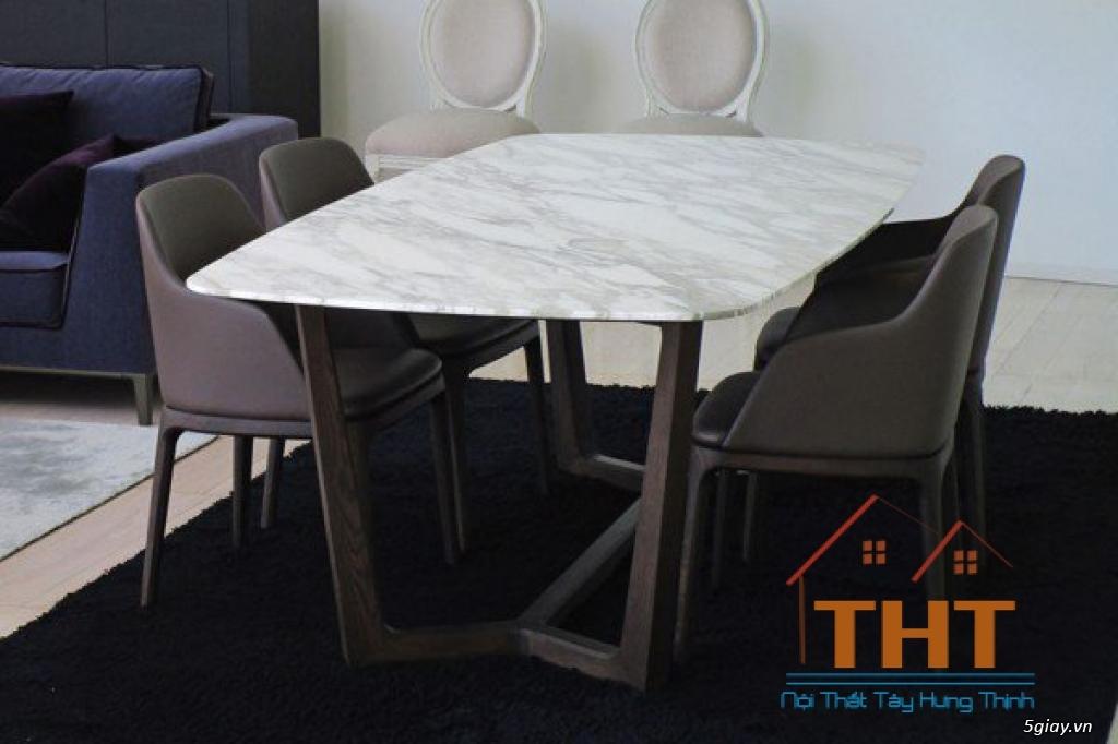 Nội Thất Tây Hưng Thịnh: Thanh lý giường tủ bàn ghế  bằng gỗ Sồi xuất khẩu Hàn Quốc - 4