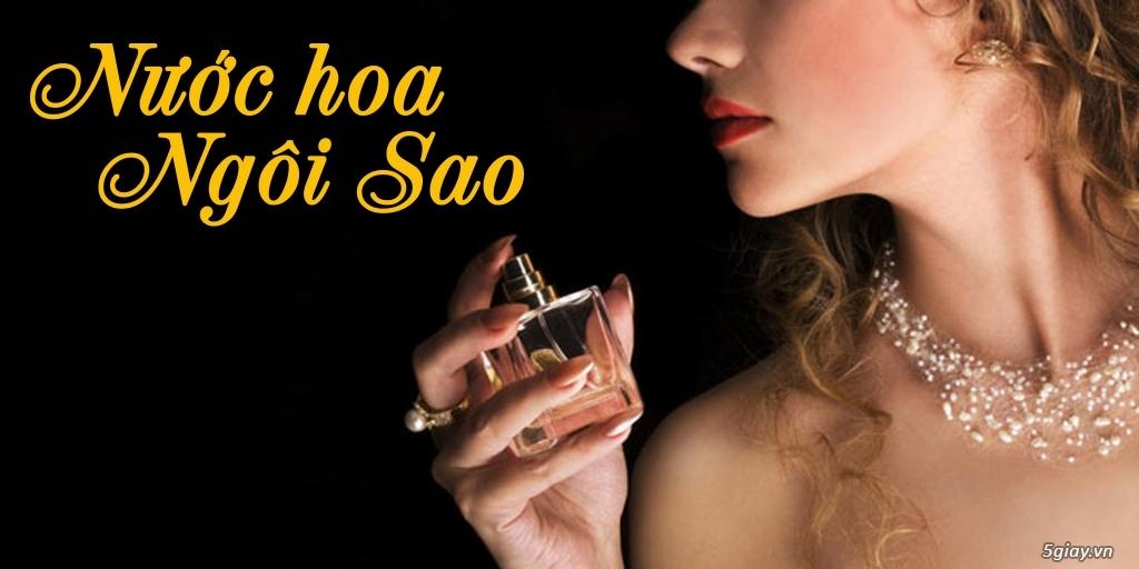Shop nước hoa Ngôi sao - Chuyên kinh doanh nước hoa Singapore giá rẻ