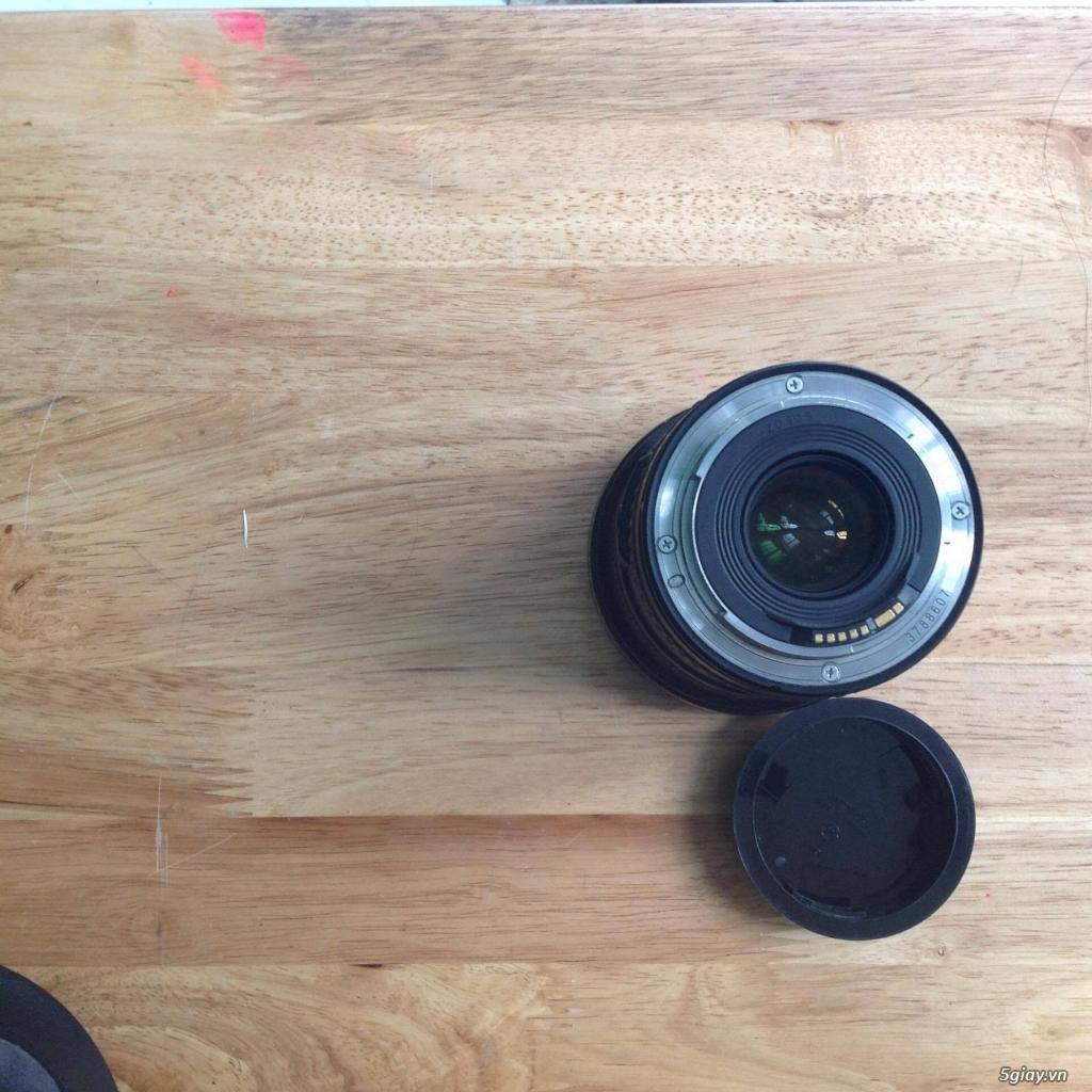 Cần bán: Ống kính Canon EF 16-35mm f/2.8L II USM - 4