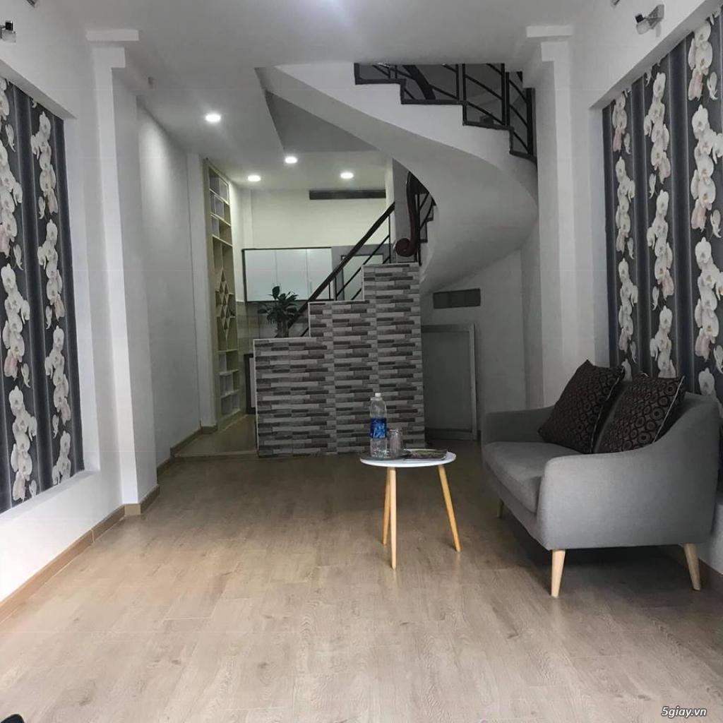 Cho thuê nhà Hẻm Xe Hơi Nguyễn trãi quận 1 full nội thất thiết kế - 4