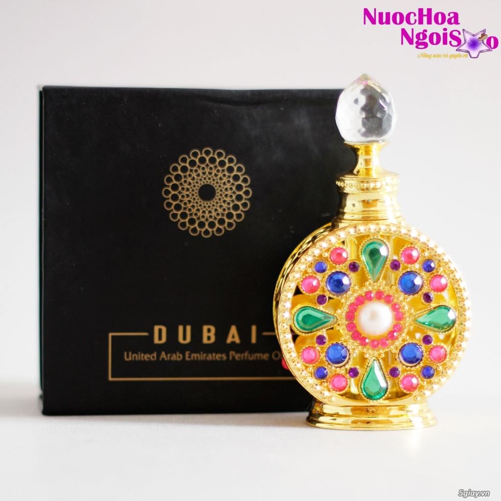 Tinh dầu nước hoa Dubai chính hãng - 6