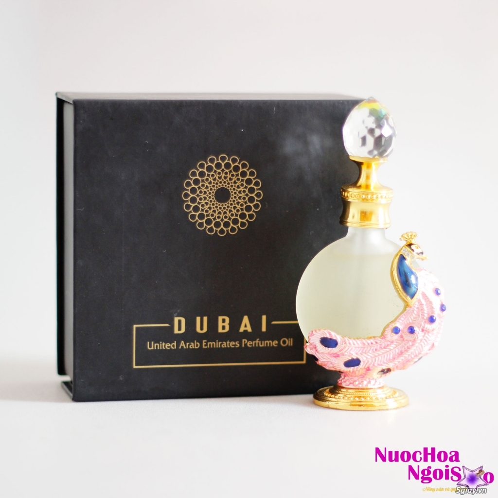 Tinh dầu nước hoa Dubai chính hãng - 4