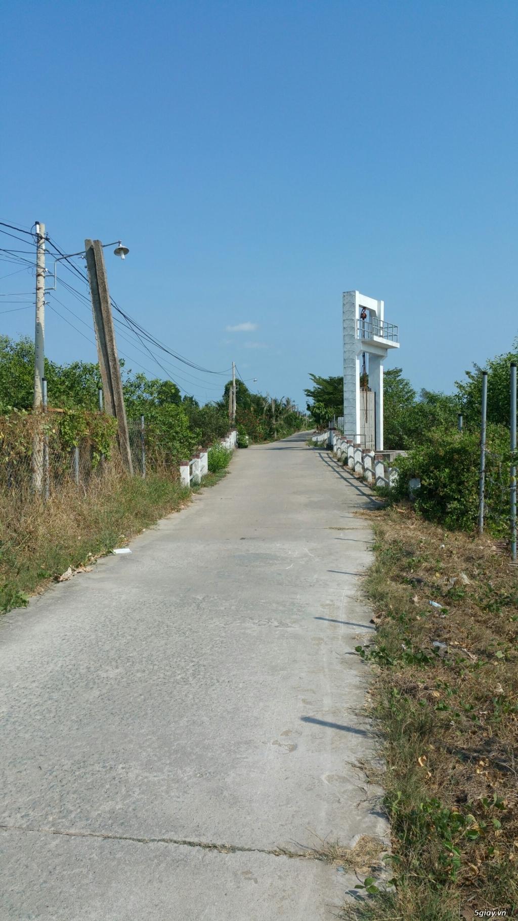 Bán nhanh đất rẻ bèo tại Cần Giuộc-Long An gần KCN Long Hậu - 1