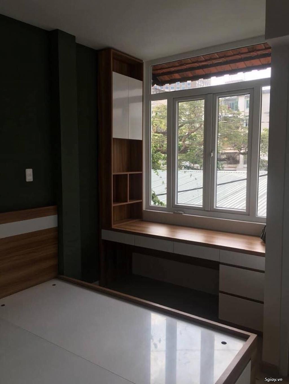 Cho thuê nhà Hẻm Xe Hơi Nguyễn trãi quận 1 full nội thất thiết kế - 2