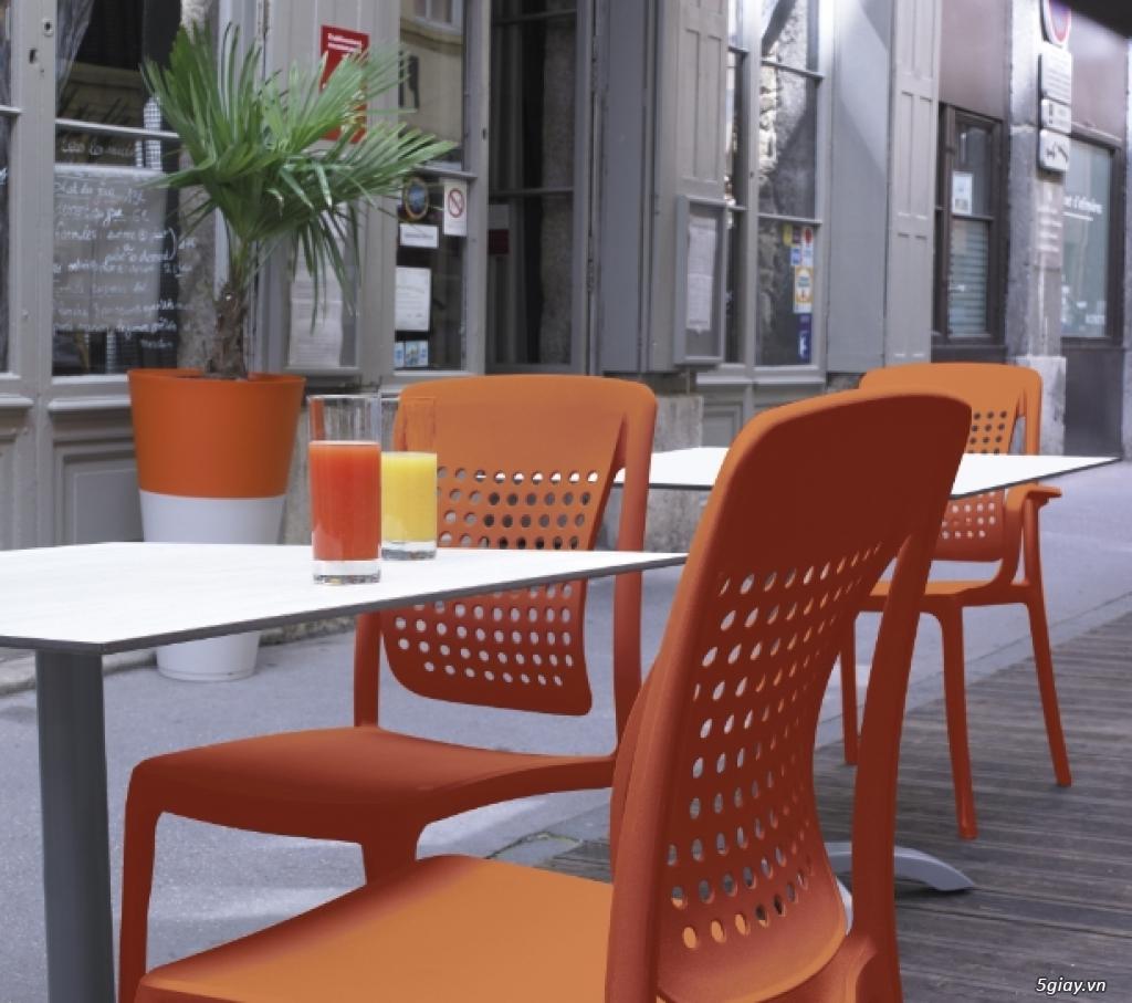 Bàn ghế ngoài trời, bàn ghế sân vườn nhập khẩu Pháp - 3