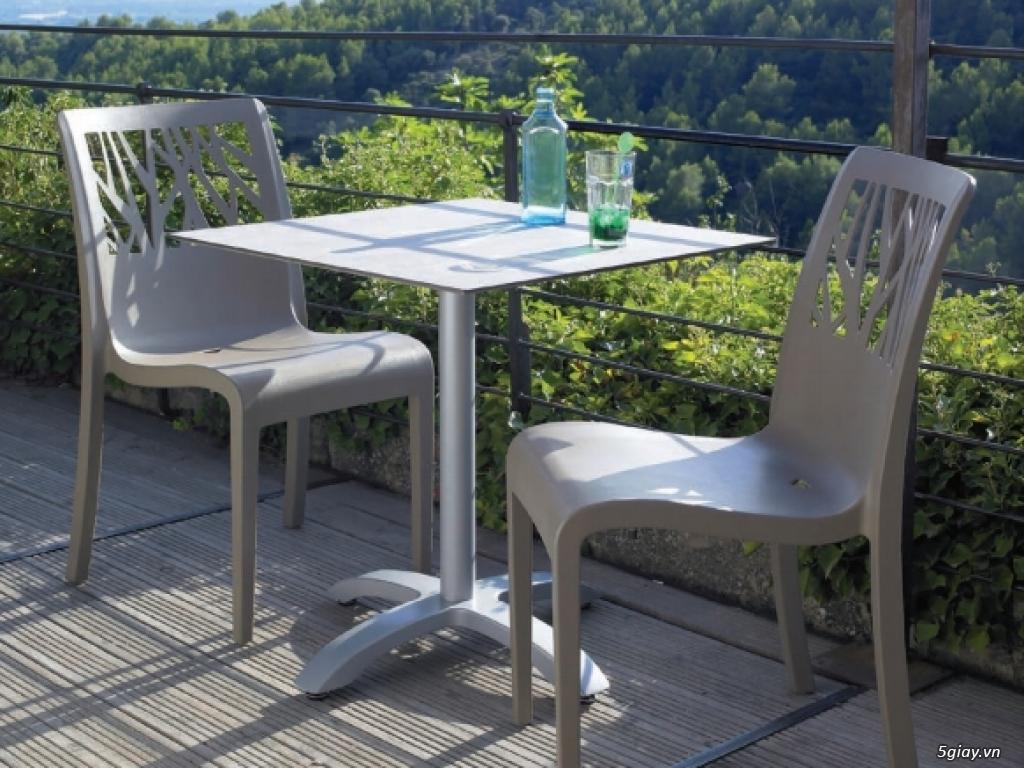 Bàn ghế ngoài trời, bàn ghế sân vườn nhập khẩu Pháp - 2