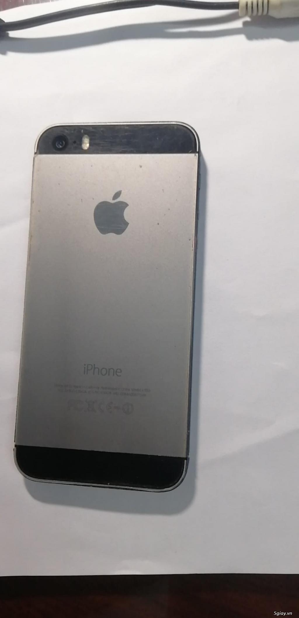 Bán iphone 5s quốc tế cũ - 2