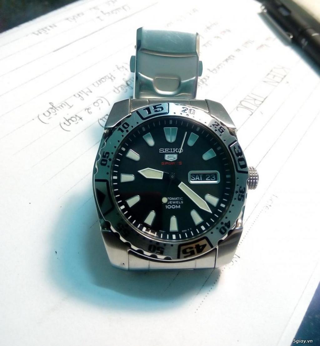 Đồng hồ Seiko 5 sport chính hãng - 1