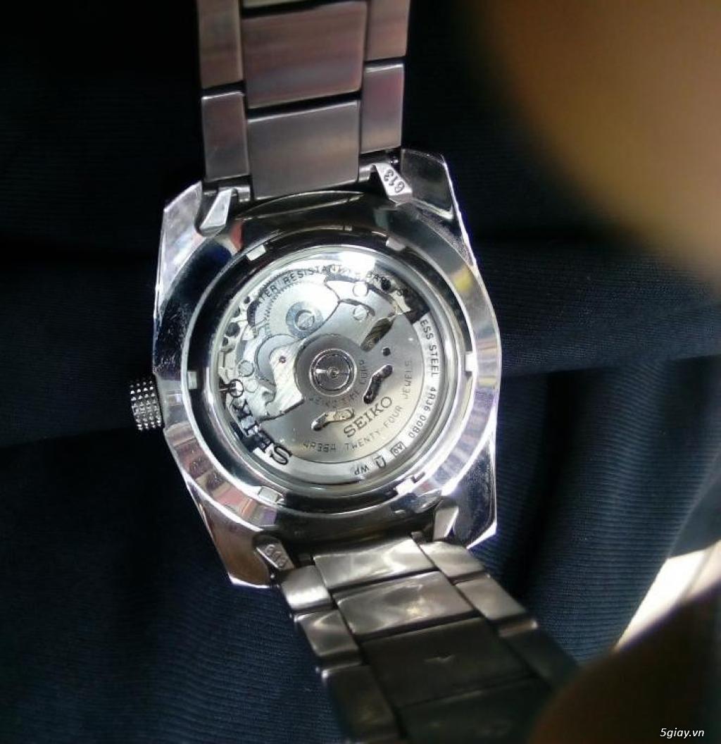 Đồng hồ Seiko 5 sport chính hãng - 3