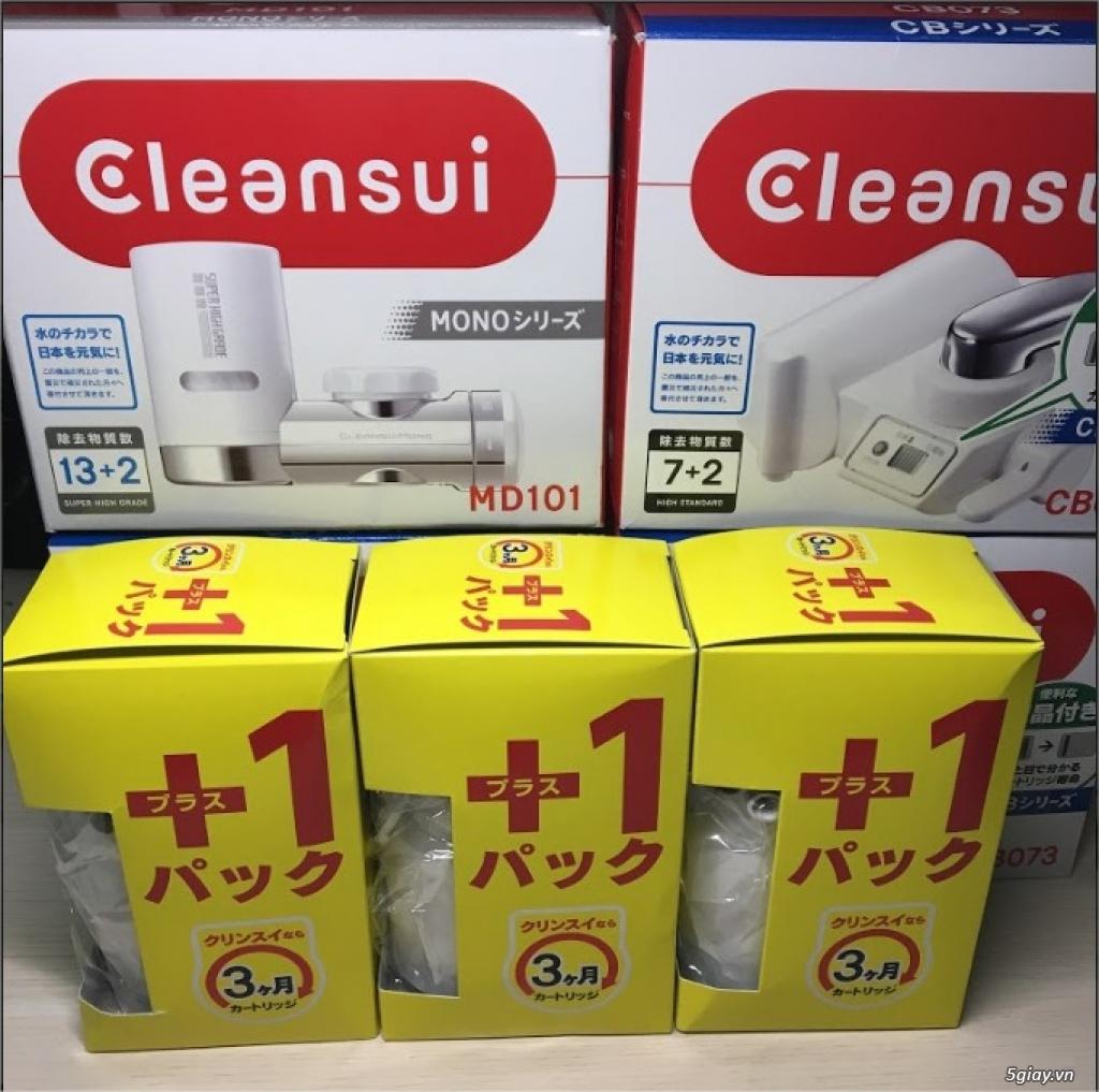 Lọc Nước Mitsubishi Cleansui nhập khẩu chính hãng Nhật Bản
