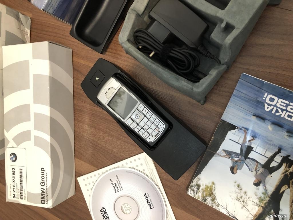 Nokia 6230i dòng tặng kegm Bmw thị trường Germany,nguyên hộp,full kits - 1
