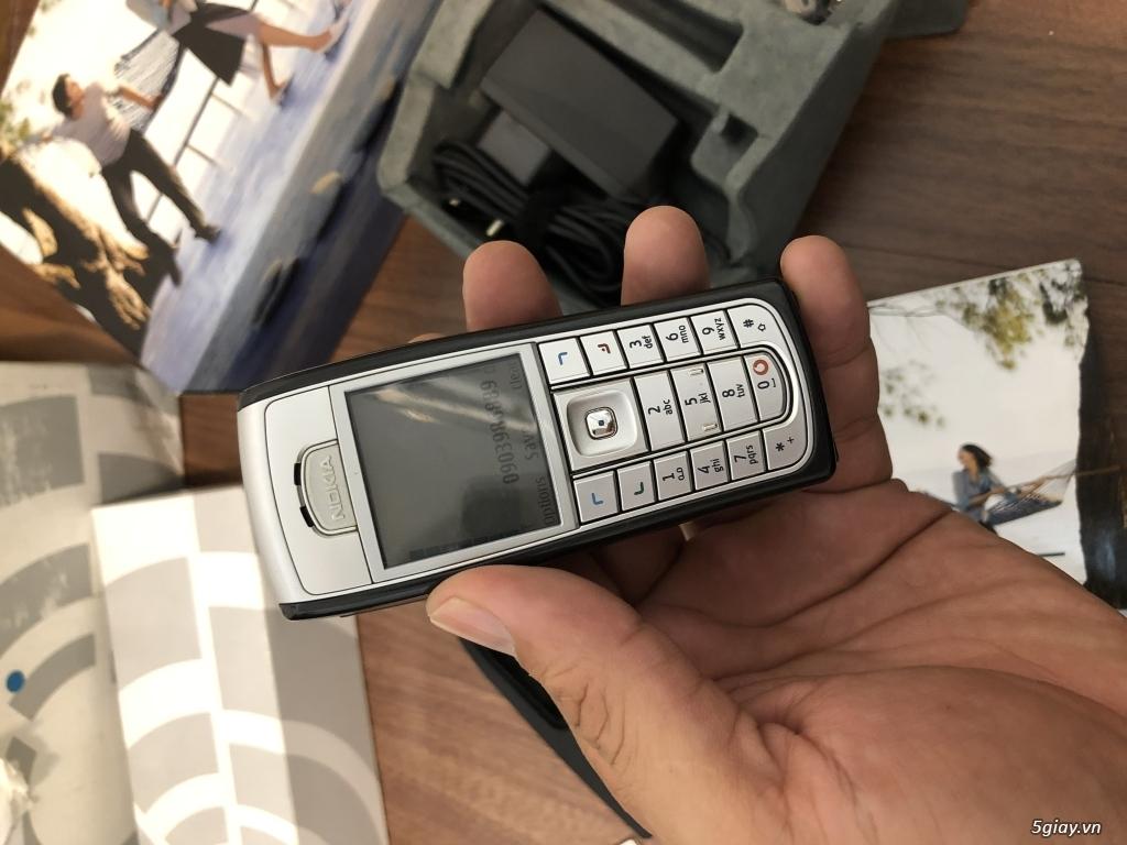Nokia 6230i dòng tặng kegm Bmw thị trường Germany,nguyên hộp,full kits - 11