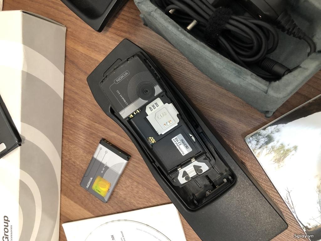 Nokia 6230i dòng tặng kegm Bmw thị trường Germany,nguyên hộp,full kits - 7