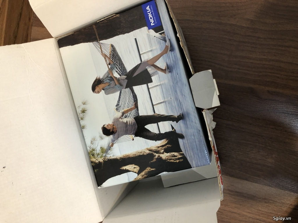 Nokia 6230i dòng tặng kegm Bmw thị trường Germany,nguyên hộp,full kits - 45